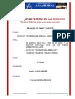 Derecho Procesal Civil Latinoamerica