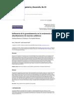 Influencia de La Granulometría en La Resistencia Al Ahuellamiento de Mezclas Asfálticas _ Reyes-Ortiz _ Revista Científica Ingeniería y Desarrollo