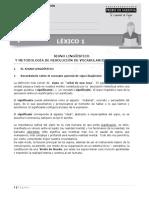 8767-LE05 - Léxico 1 - 7%