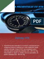 Ingrijirea Bolnavului Cu Hipertensiune Arteriala