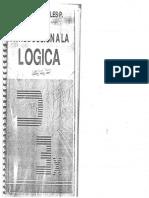 Introducción a La Lógica - Diogenes Rosales
