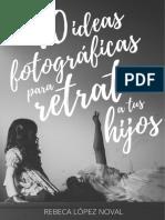 ideas fotográficas
