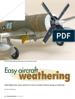 Aircraft Weathering