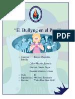 El Bullyng en El Perú 2018