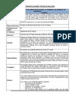 Especificaciones Del Servicio de Internet y VPN Toa 1406047484663