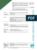 Eurocodice 8 - UNI ENV 1998-1-1 Indicazioni Progettuali Per La Progettazione Sismica - Azioni Sismiche e Requisiti Generali Per Le Strutture