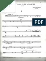 Cello Fandango boccherini