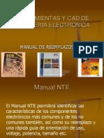 Herramientas y CAD de Ingenieria Electrónica TEMA 1