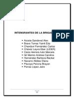 Topografia Informe 1 _UNPRG