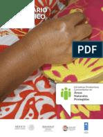 Prontuario Estadistico de Iniciativas Productivas Comunitarias