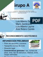 Presentacion PPT Modulo 5 Geotecnia