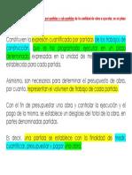 El Expediente Tecnico de Obra (PowerPoint)