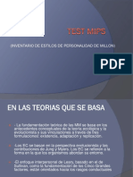 PPT TEST MIPS5