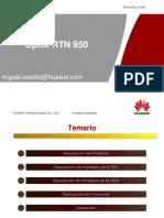 Descripcion RTN 950_Claro Training