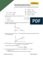 Curvas y Ecuaciones Parametricas en El Plano