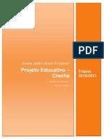 Projeto Educativo Creche 2018-2021