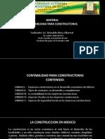 Contenido Contabilidad Para Constructoras