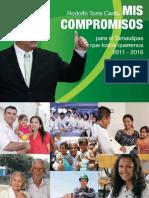 Compromisos Tamaulipas 2011-2016