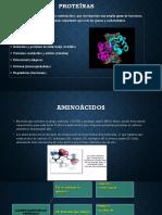 Exposicion de Proteinas