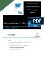 Aula 08 Desenvolvimento WEB 08-06-2018