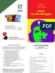 HARNECKER Ideas for The Struggle