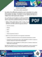 Evidencia 6 Afiche Mision Vision y Valores Corporativos