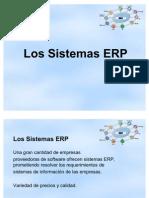 Los Sistemas ERP