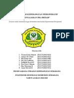 MAKALAH KEPERAWATAN PERIOPERATIF.doc