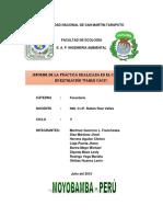 foresteria informe (inventario)