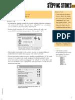 module 1 newsletter