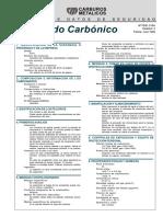 Anhidrido Carbonico FDS 018a