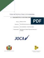 4. DIANOSTICO SOCIOECONOMICO