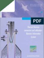 Thermal Biomass Conversion
