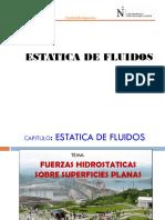 8. Fuerzas Hidrostaticas Sobre Superficies Planas UPN