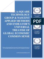 The Universal Treatise of Global Economic Common Sense