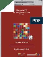 CTO Perú Cirugía