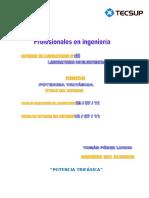 150642101 Lab 15 Potencia Trifasica