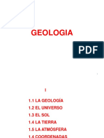 1º Sem. La Geologia - 1