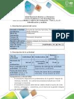 Guía de actividades y rúbrica de evaluación - Fase 1, 2 y 3 - Identificación y análisis (1)