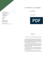 Stiegler Bernard La Tecnica Y El Tiempo Vol II