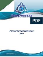 001 Pres Trans&Ports