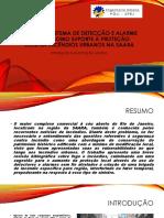 o Uso Do Sistema de Detecção e Alarme Sem Fio Como Suporte à Proteção Contra Incêndios Urbanos Na Saara _ Clara Rocha _peu