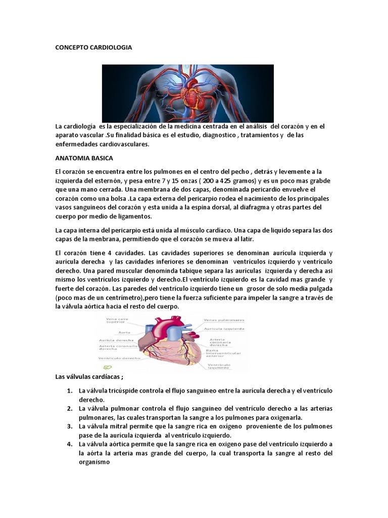 Documento Cardilogiaaa