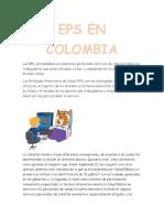Eps en Colombia