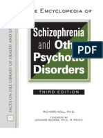 Encyclopedia of Schizophrenia and Other Psychotic Disorders