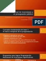 Sistema Nacional de Inversiones y Presupuesto Público SNIP