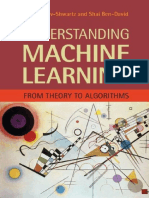 Shalev-Shwartz S., Ben-David S. - Understanding Machine Learning_ From Theory to Algorithms (2014, CUP).pdf