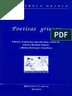 Antología Palatina. Poetisas Griegas..pdf