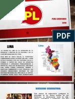 Ricardo Belmont - Perú Libertario - Plan de Gobierno - Elecciones 2018
