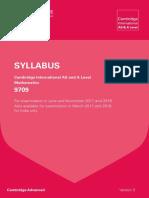 Maths-203041-2017-2018-syllabus